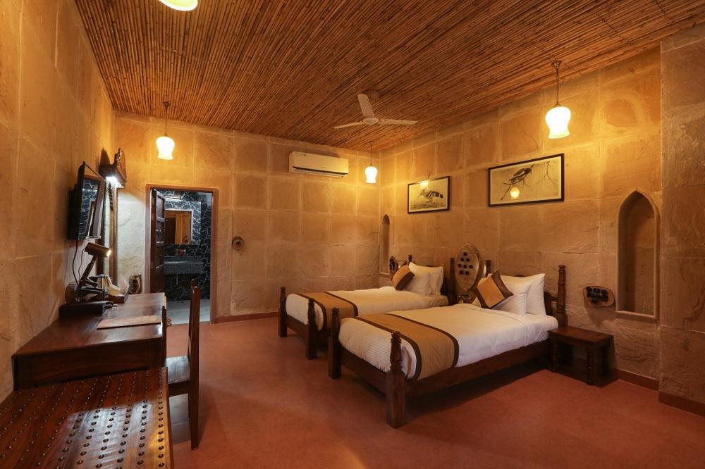 Puratan Qila Ranthambore Deluxe Rooms