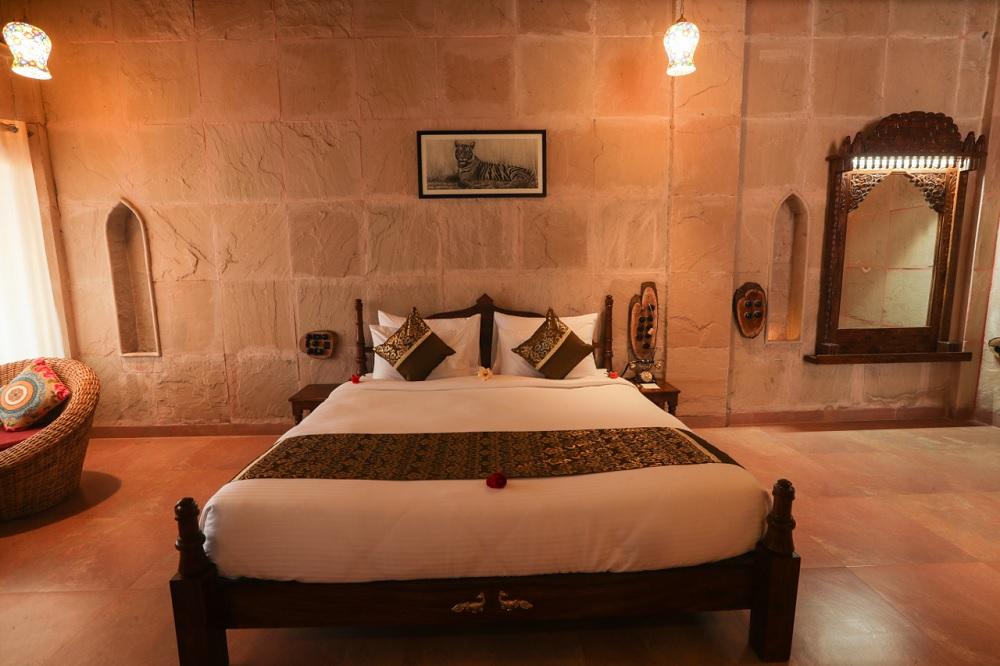 Puratan Qila Ranthambore Super Deluxe Rooms