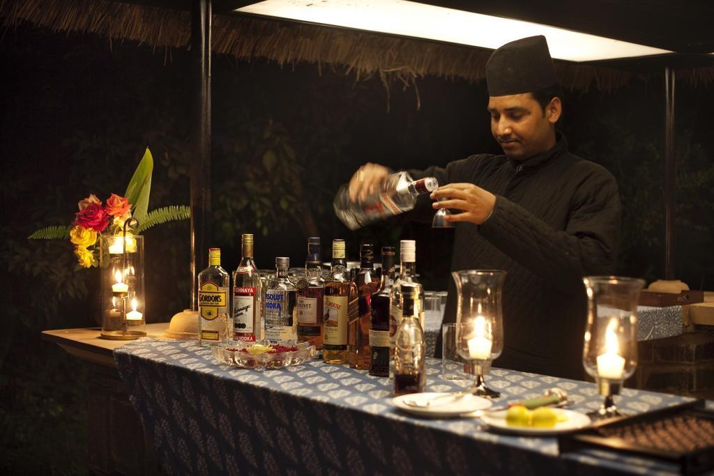 Khem Vilas Ranthambore Bar
