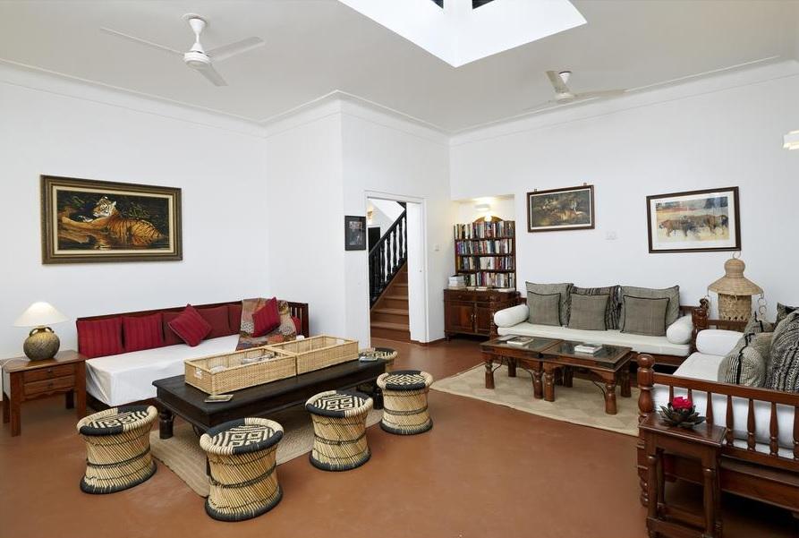 Khem Vilas Ranthambore Standard Rooms2