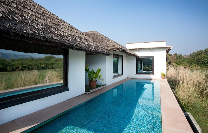 Khem Villas Ranthambore Pool