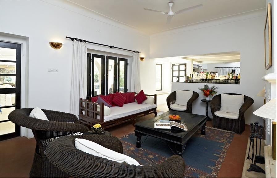 Khem Villas Ranthambore Standard Rooms1