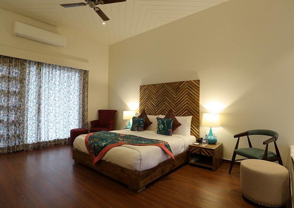 Sawai Vilas Ranthambore Luxury Suite Villa