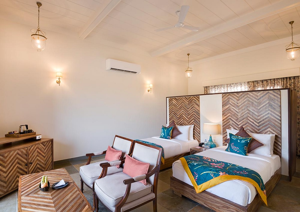 Sawai Vilas Ranthambore Luxury Villa