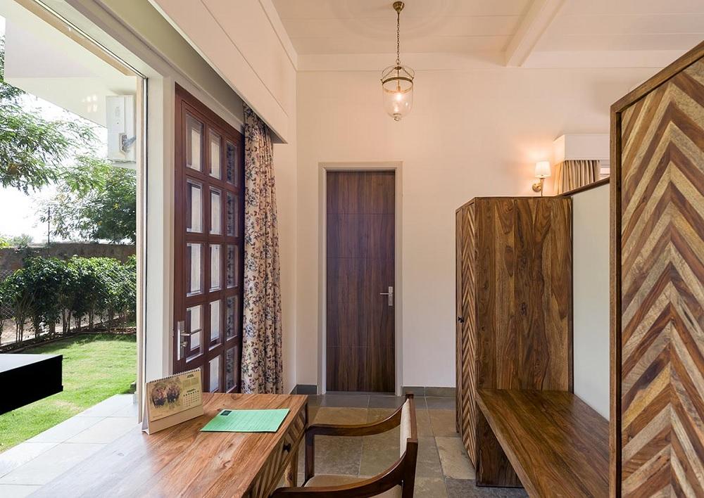 Sawai Vilas Ranthambore Luxury Villa1