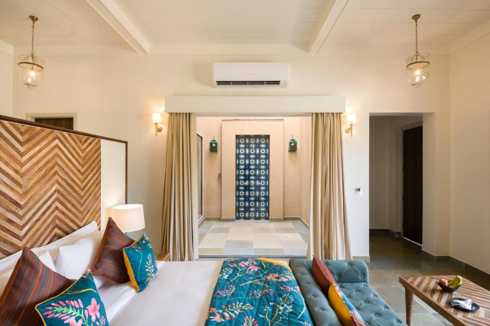 Sawai Vilas Ranthambore Luxury Villa2