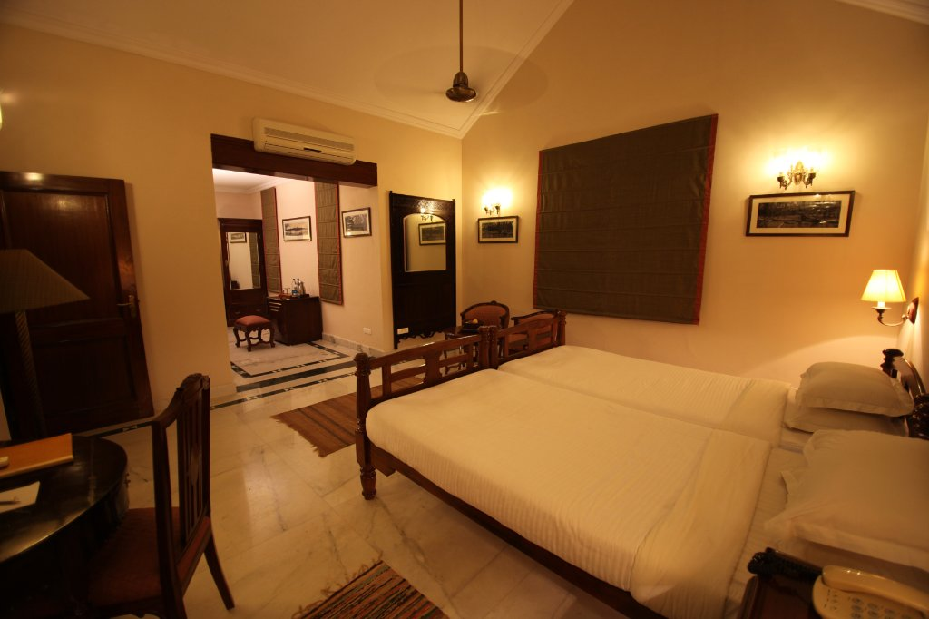 the bagh resort room