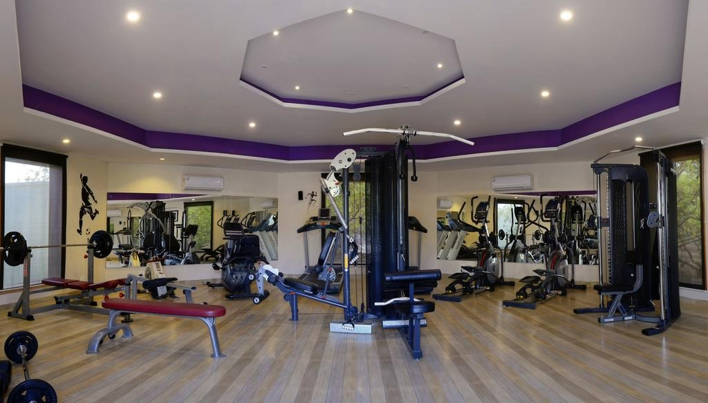 The Tigress Ranthambore Gym