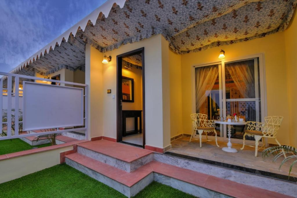 The Tigress Spa & Resort Ranthambore Royal Cottages