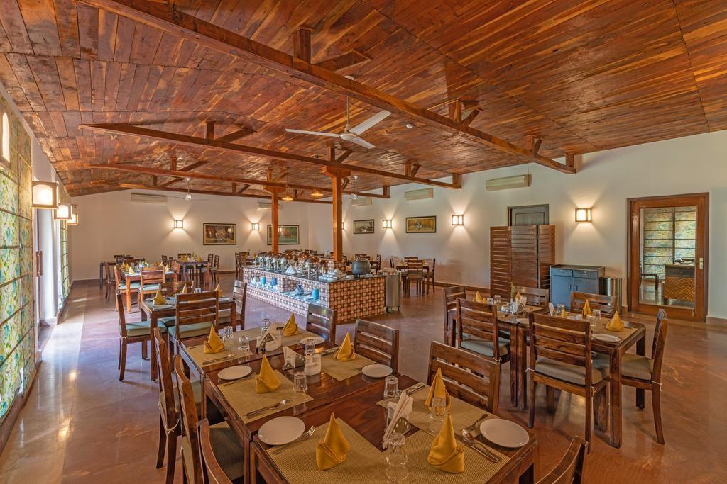 Ranthambore Kothi Buffet Dining