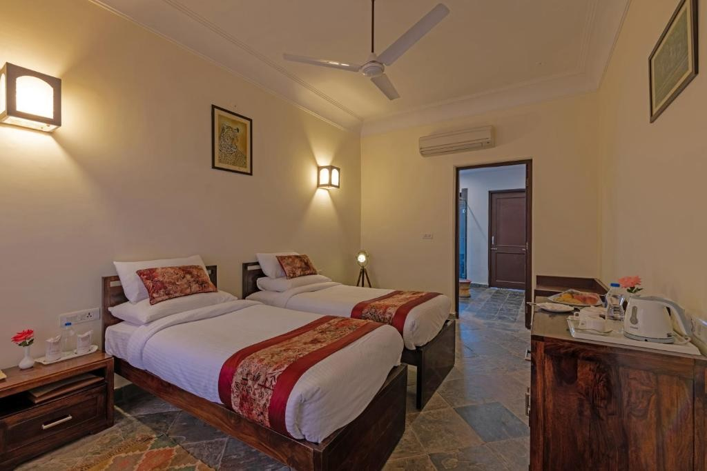 Ranthambore Kothi Deluxe Rooms2
