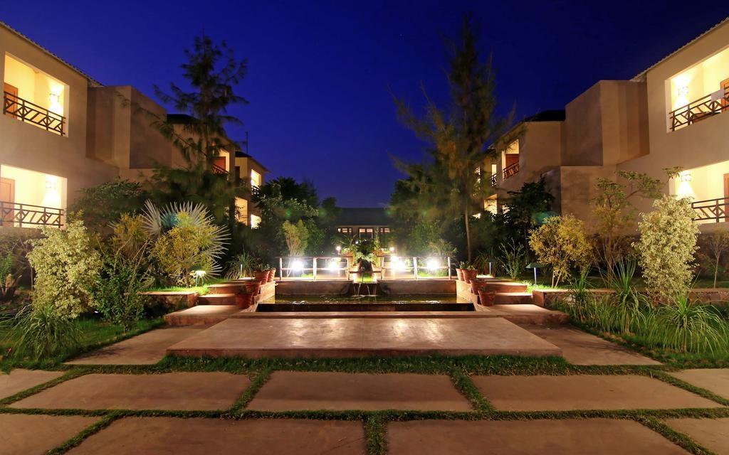 Ranthambore Kothi Garden