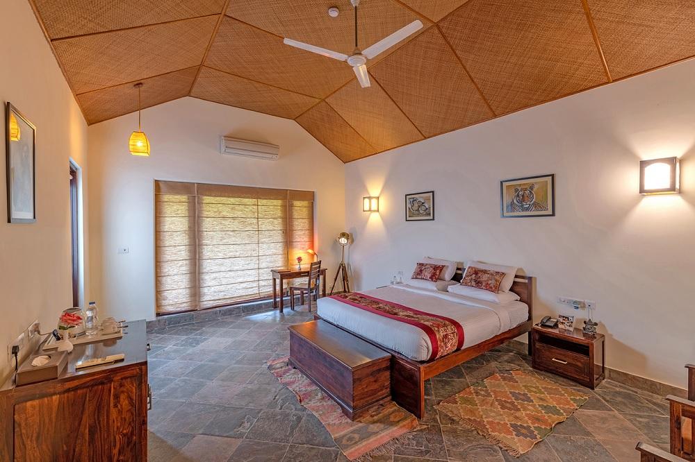 Ranthambore Kothi Regal Bedrooms
