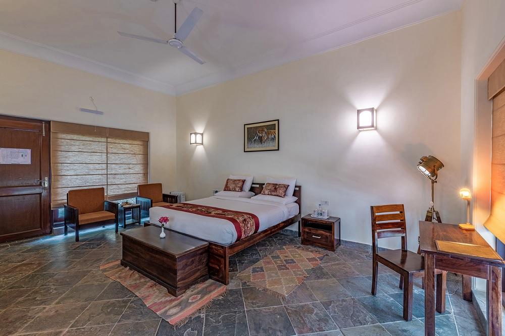 Ranthambore Kothi Regal Rooms