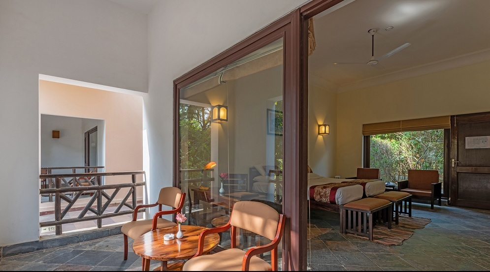 Ranthambore Kothi Regal Rooms1