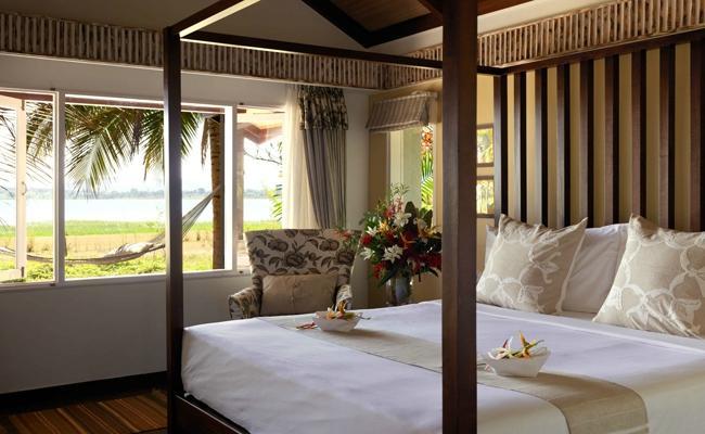The Serai Waterfront Villa