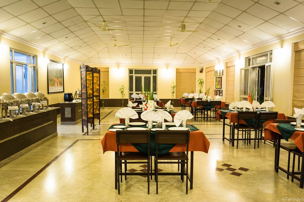 village machaan restaurant