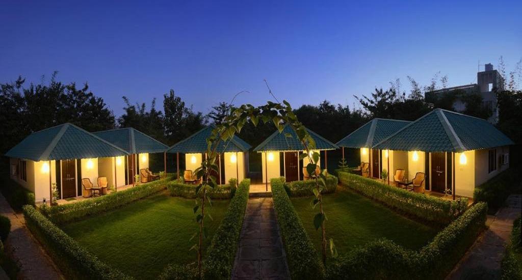 Ranthambore Heritage Haveli Deluxe Rooms
