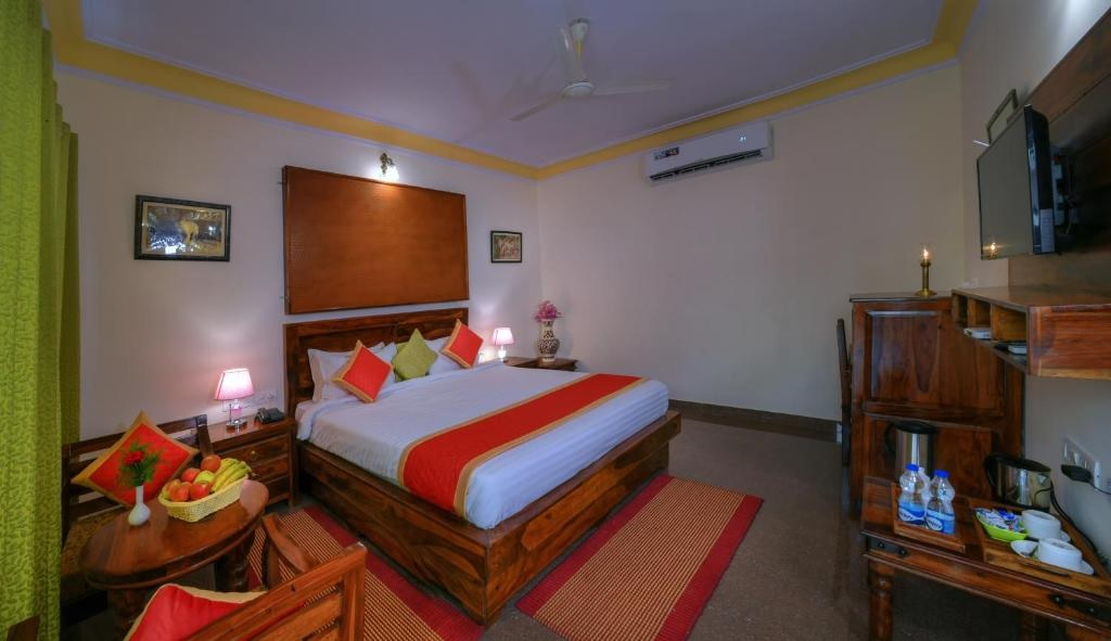 Ranthambore Heritage Haveli Deluxe Rooms1