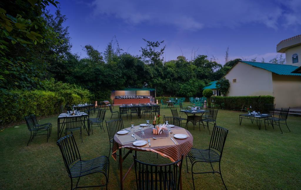 Ranthambore Heritage Haveli Dining1
