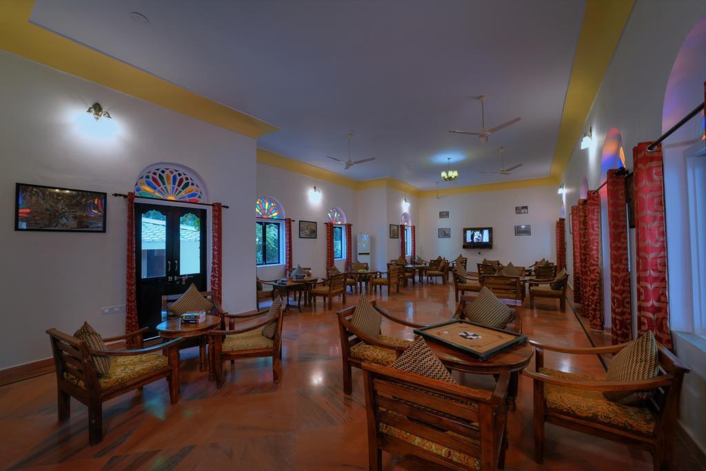 Ranthambore Heritage Haveli Game Room