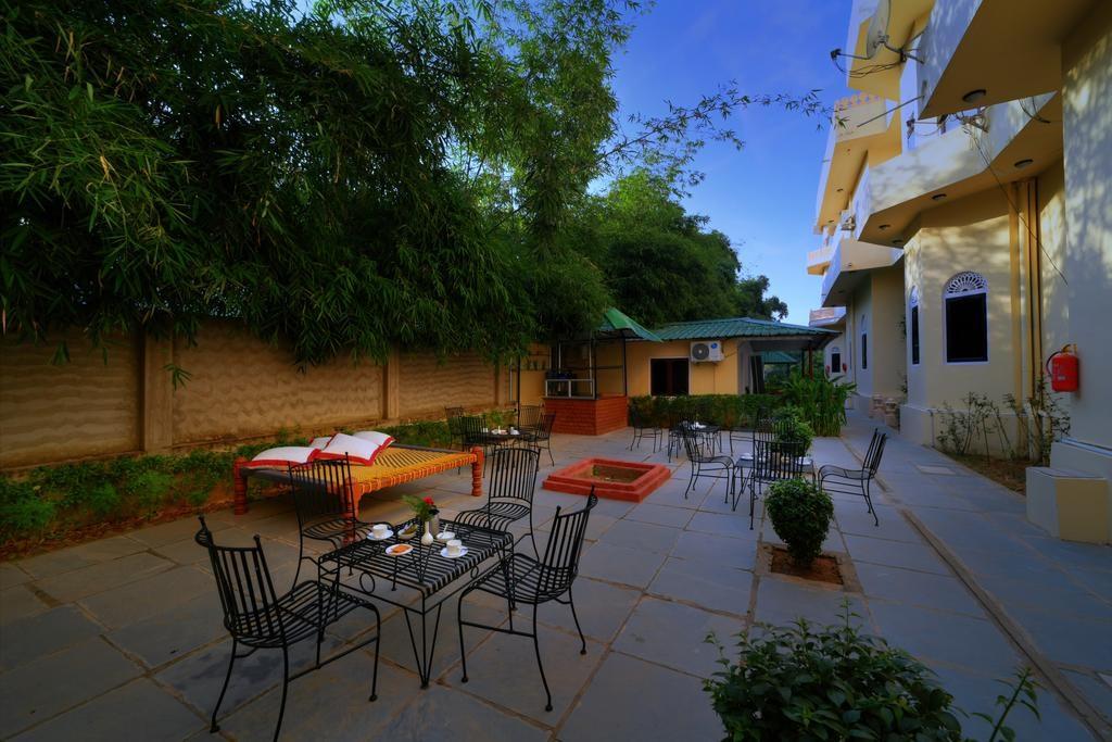 Ranthambore Heritage Haveli Lounge