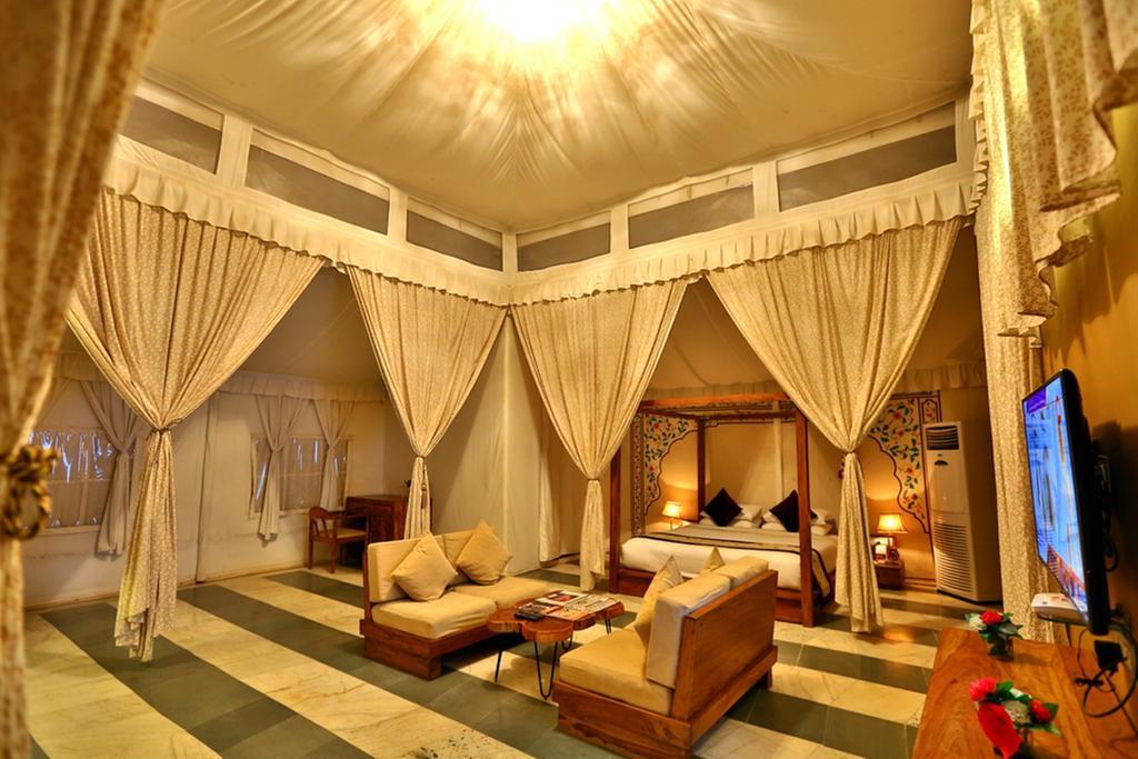 Regenta Resort Vanya Mahal Rajputana Tents1