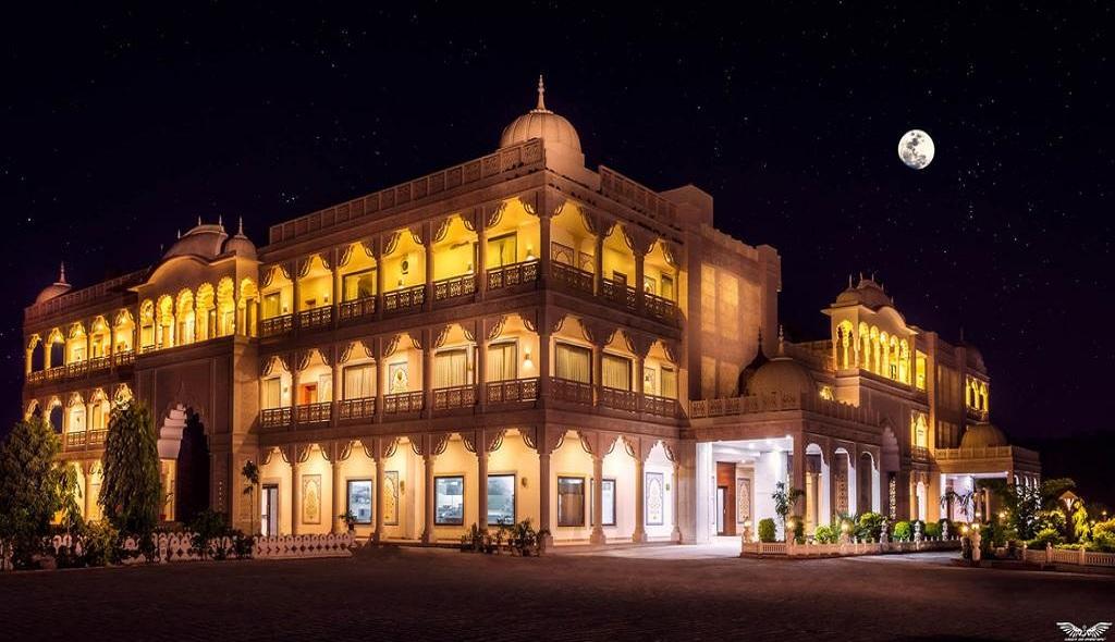 Regenta Resort Vanya Mahal Ranthambore2