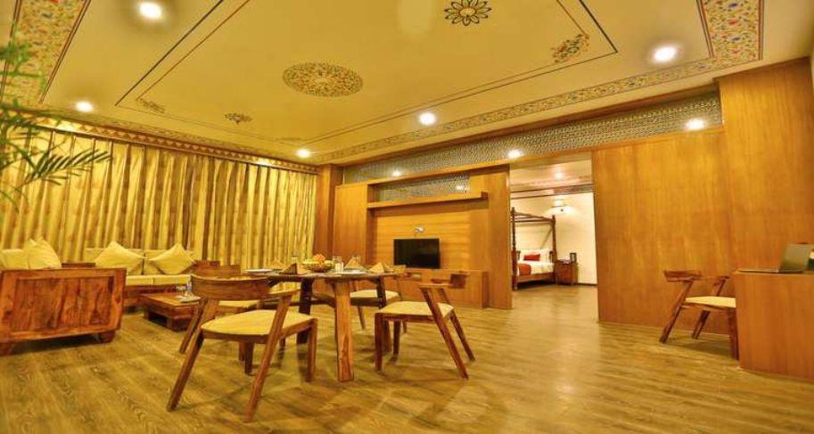 Regenta Resort Vanya Mahal Suites