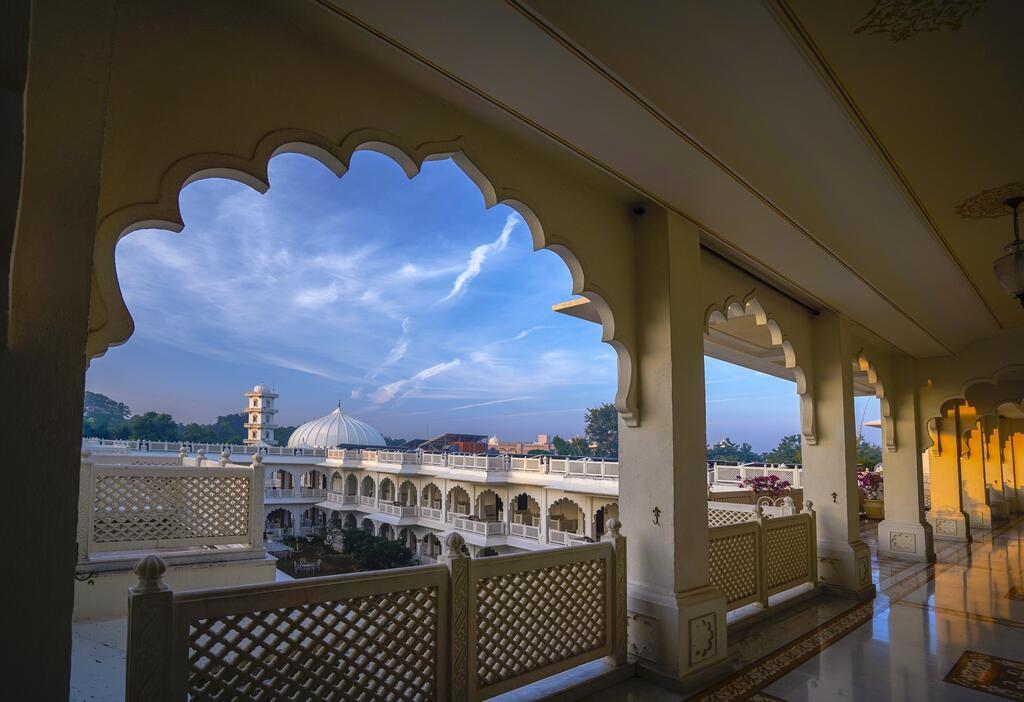 Anurag Palace Ranthambore Balcony View