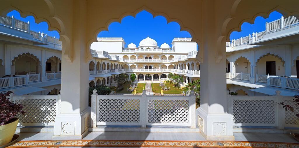 Anurag Palace Ranthambore Balcony View1