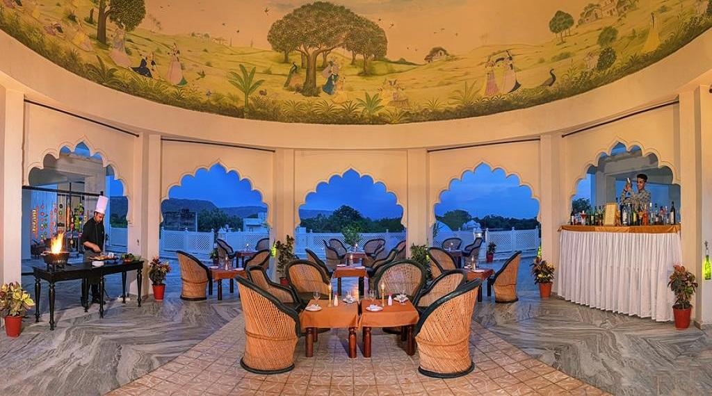 Anurag Palace Ranthambore Bar