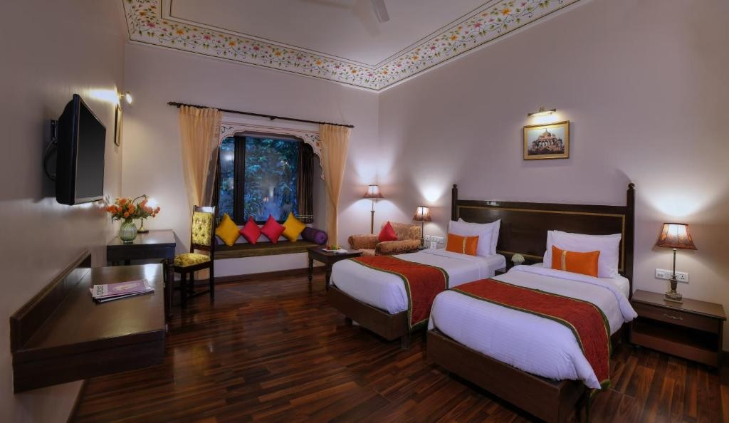 Anurag Palace Ranthambore Deluxe Room