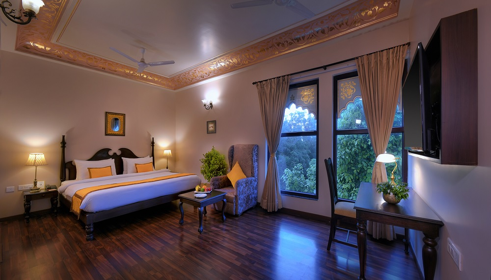 Anurag Palace Ranthambore Junior Suite