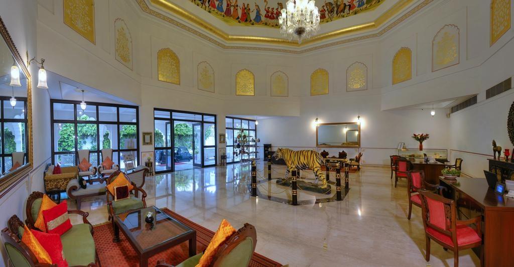 Anurag Palace Ranthambore Lounge
