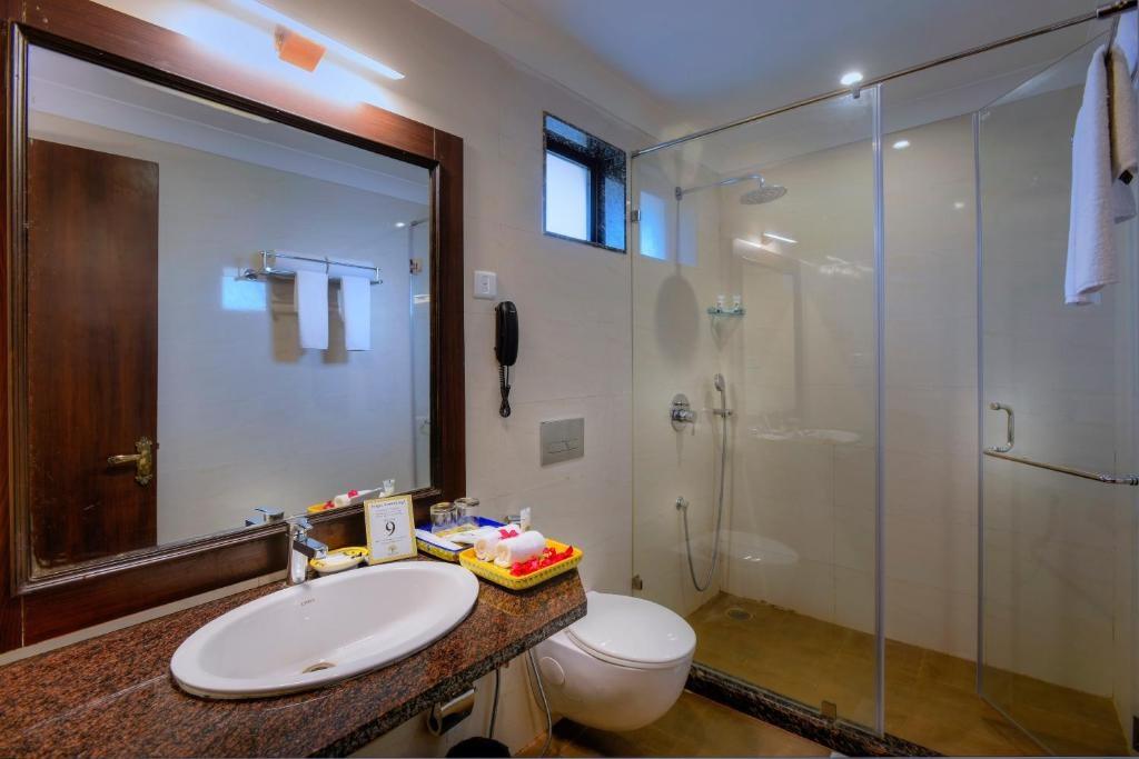 Anurag Palace Ranthambore Premium Bathroom