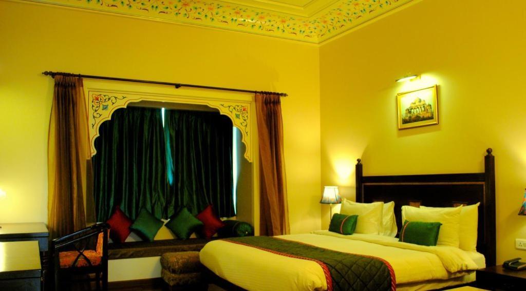 Anurag Palace Ranthambore Premium Rooms2