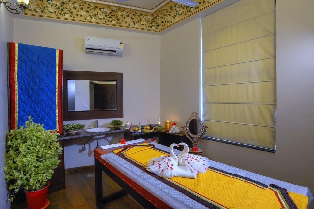 Anurag Palace Ranthambore Spa