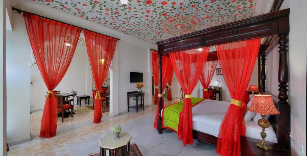 Anurag Palace Ranthambore Thematic Suites