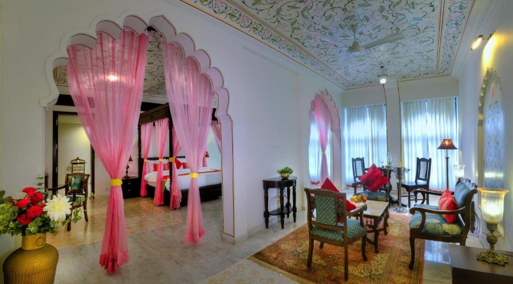 Anurag Palace Ranthambore Thematic Suites3