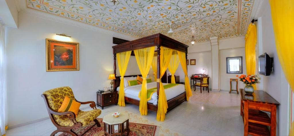 Anurag Palace Ranthambore Thematic Suites4