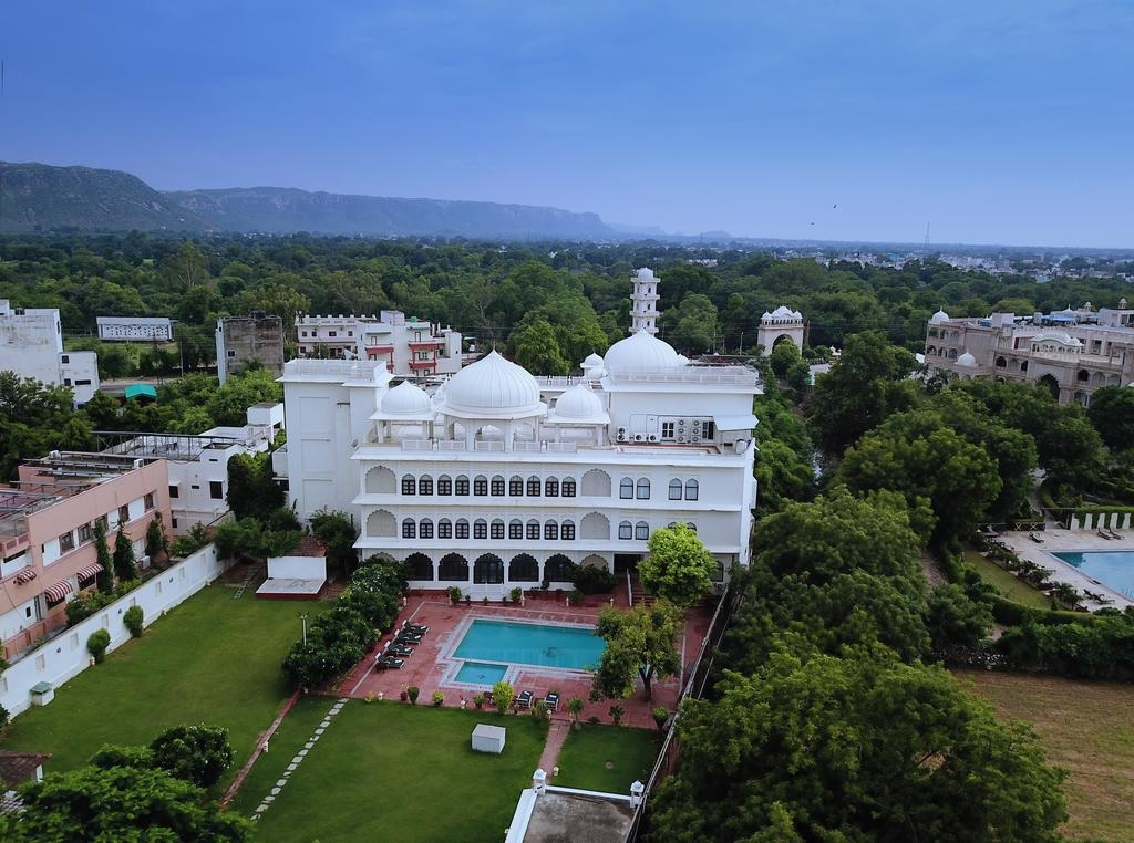 Anurag Palace Ranthambore View