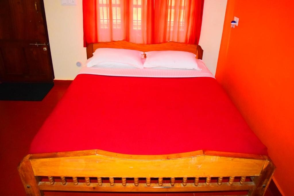 Kabini Lake View Resort Bed