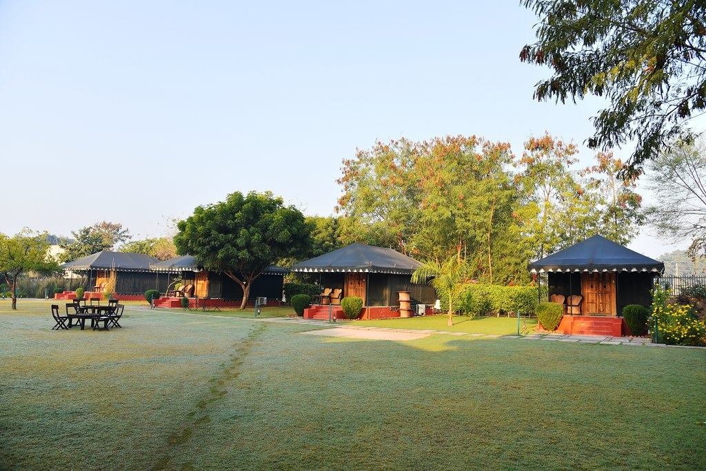 Shergarh Resort Ranthambore Luxury Tents