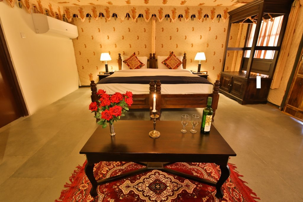 Shergarh Resort Ranthambore Luxury Tents1