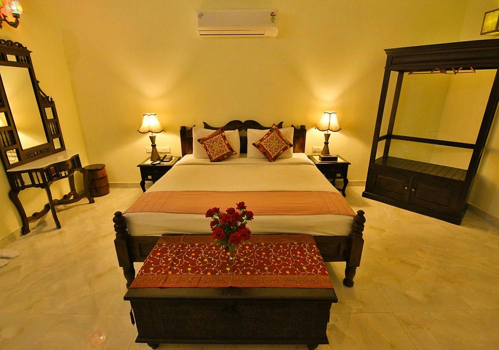 Shergarh Resort Ranthambore Maharaja Cottage