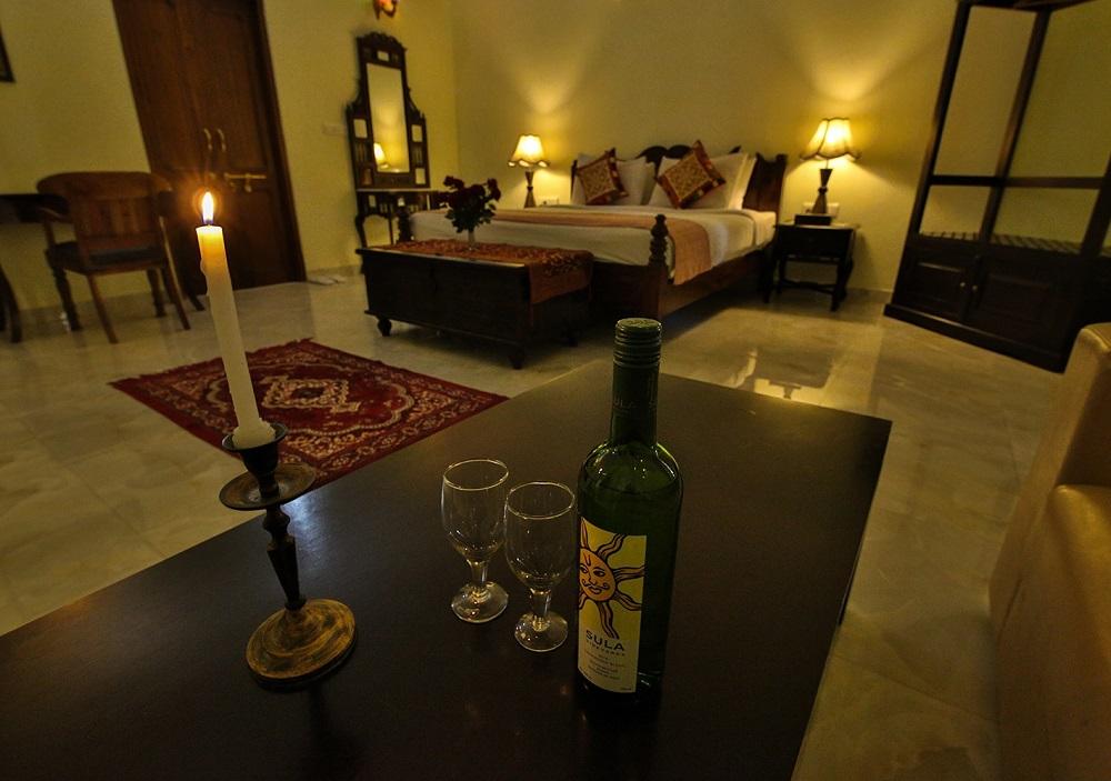 Shergarh Resort Ranthambore Rajwara Classic