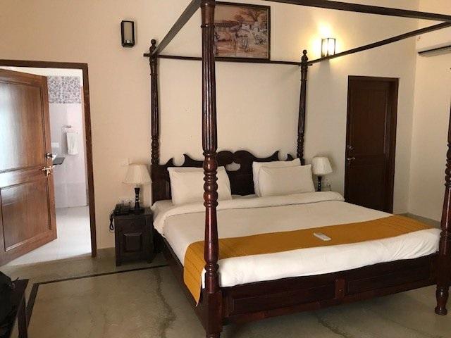 Shergarh Resort Ranthambore Rajwara Classic1