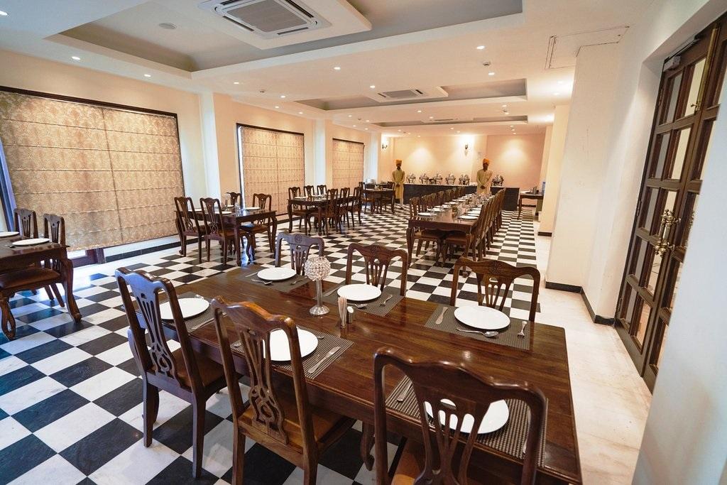 Mount Valley Resort Dining