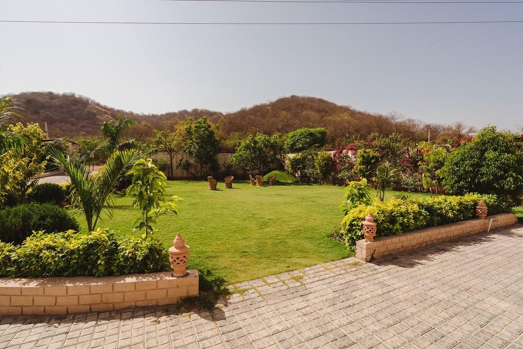 Mount Valley Resort Garden